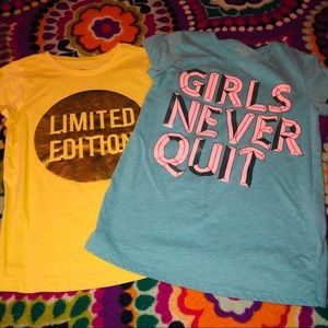 Other - 2 for 1 Children's Place Girls Tops